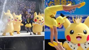[VIDEO] Splash Kingdom at Pikachu Outbreak 2016
