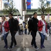 Chinese 'explosive shopping' boom turns to Japanese cosmetics, supplements