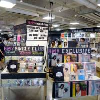 Lawson HMV to open record store in Shinjuku as needle points to vinyl revival