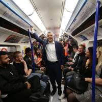 Advent of 24-hour subway service signals new era for London, night owls