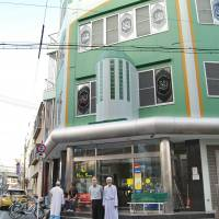 Osaka Masjid in the city's Nishiyodogawa Ward is one of the mosques covered during a travel tour by Miyako International Tourist Co. | KYODO