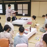 Hotel chain trains more female 'ryokan' chiefs