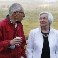 Yellen rejects radical overhaul of Fed's policy tools
