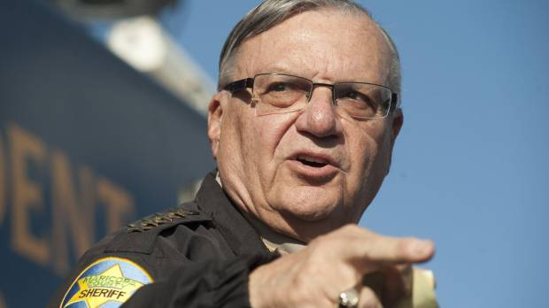 Federal judge seeks criminal contempt charges against Arizona sheriff Arpaio over racial profiling