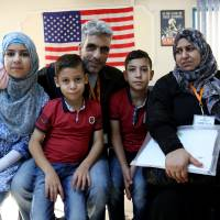 10,000th Syrian war refugee set to reach U.S. this week in resettlement program
