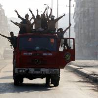 Syria rebels say Aleppo siege broken, hundreds on both sides killed since offensive launched