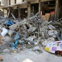 'Apex of horror' Aleppo faces catastrophe if truce isn't called to let in aid: U.N.