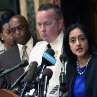 Baltimore vows vast police reforms after report blasts rights abuses of blacks