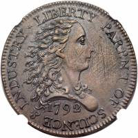 Two 1-cent coins from early U.S. sell for combined $869,500