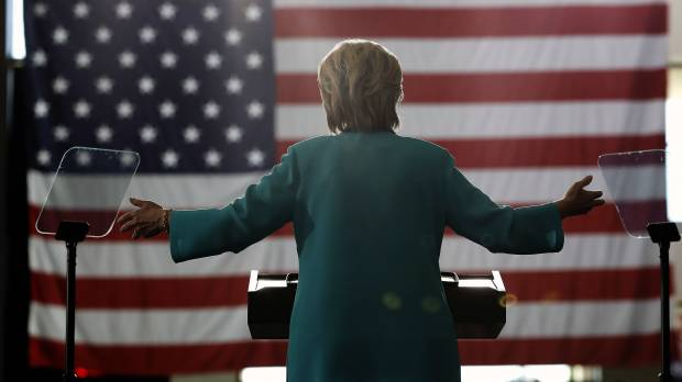 U.S. won't finish releasing details of Clinton's meetings as secretary of state until after election