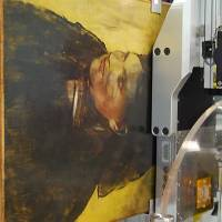 Australians use super-X-ray vision to unmask woman Degas painted over