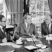Nixon fall raised Soviet detente fears, prompted Pyongyang gloating: declassified CIA papers