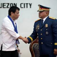 Duterte hits 'stupid' U.N. flak over crime war's extrajudicial killings of 'only 1,000'