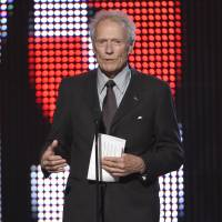 Clint Eastwood presents the hero award June 4 at the Guys Choice Awards at Sony Pictures Studios in Culver City, Calif. Eastwood has stopped short of endorsing Donald Trump, but in an interview in Esquire magazine he praised the Republican presidential candidate for being 'on to something.' In the interview posted online Wednesday, the actor-director hailed Trump as a foe of political correctness and lamented what he called 'the kiss-ass generation.' | PHOTO BY CHRIS PIZZELLO / INVISION/AP, FILE
