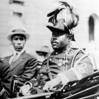 Family of early 20th-century black nationalist Marcus Garvey seeks U.S. pardon for 'unjust' fraud conviction