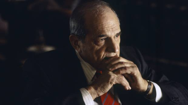 'Law & Order' veteran character actor Steven Hill dead at 94