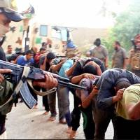 36 Islamic State ranks go to gallows over 2014 murder of 1,700 Iraqi military recruits