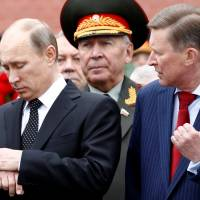 Kremlin replaces longtime Putin ally Ivanov as chief of staff
