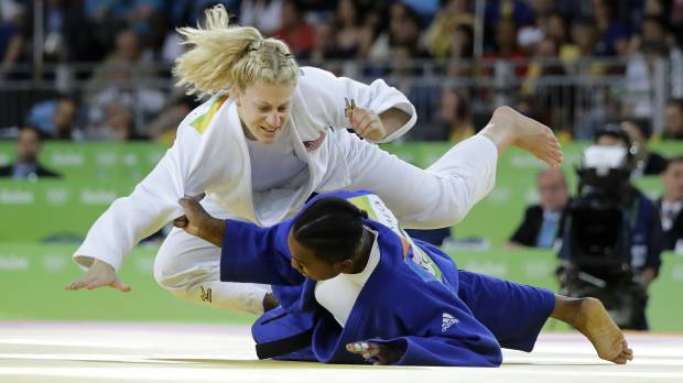 'Gentle' judo gets rough at Rio Olympics