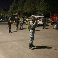 Gunmen storm American University in Kabul, kill guard, wound at least 21