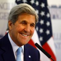 Kerry presses on with Russian cooperation talks on Syria despite Aleppo setbacks