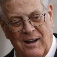 Koch network focuses funds on Senate Republicans, doesn't mention Trump