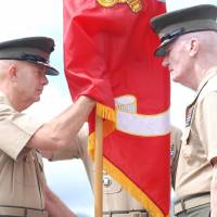 New Pacific U.S. Marine leader vows to keep up work with allies amid assertive moves by China