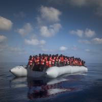 Over 6,500 migrants rescued off Libya since Thursday, Italy says