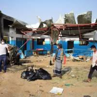 MSF staff quit six Yemen hospitals after deadly Saudi-led airstrike