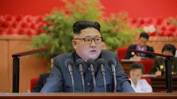 Two officials executed on Kim 'special order': report
