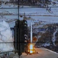 What happens to North Korea missiles fired into the sea?
