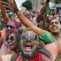 Notting Hill Carnival violence leads to over 100 arrests, scores injured