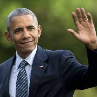 Obama interrupting vacation to campaign for Clinton