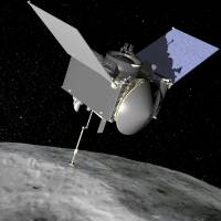 From Solo cup to an asteroid: NASA's newest space mission seeks to discover the origins of life