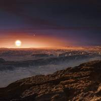 Scientists say Earth-sized planet circling sun's closest star may be habitable