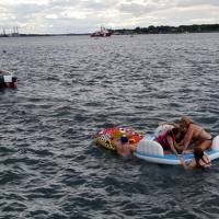 Canada returns 1,500 rafting Michiganders blown over border by gale