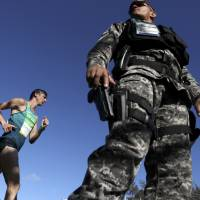 Bomb squads, stray bullets unnerve some at Rio Games