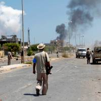 Libyan loyalists mopping up Sirte's remaining Islamic State fighters
