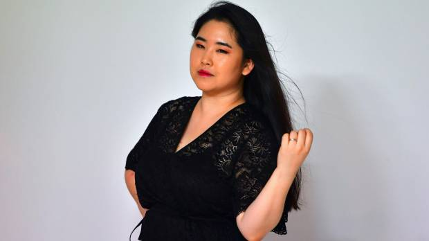 Model takes on plus-size challenge to counter South Korea's beauty 'norm'