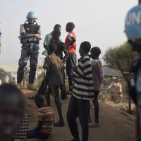 U.N. approves peace force for South Sudan despite government's opposition