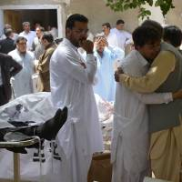 Taliban kill 70 in Pakistan hospital bomb blast after assassinating key lawyer