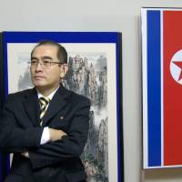 For elite North Korean defector, a job and bodyguards await in South