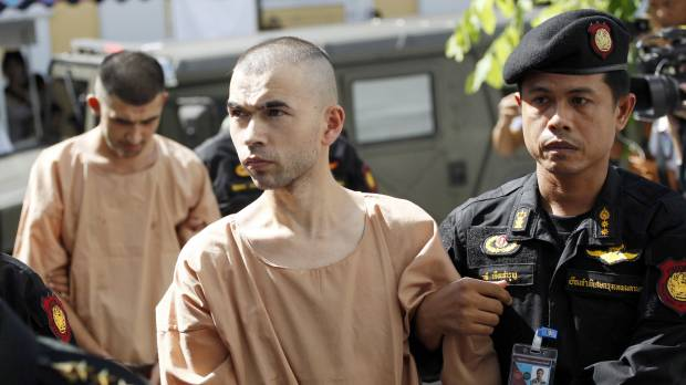 Thai military court rejects torture allegation by Uighurs in bomb trial