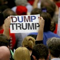 GOP could be near Trump breaking point; frustration abounds