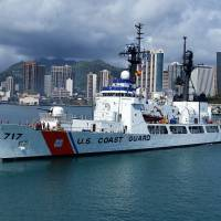 Chinese, U.S. coast guards perform joint operations in rare bright spot for Sino-American relations