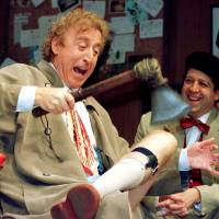 Famed comic actor Gene Wilder, star of Mel Brooks flicks, dies at 83