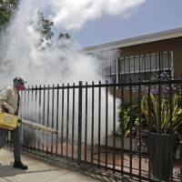 CDC warns pregnant women to avoid Zika-hit parts of Miami, readies response team