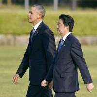 As Japan marks atomic bombings, Abe condemned for inaction