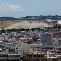 Tokyo plans Futenma base repairs as legal battle with Naha simmers