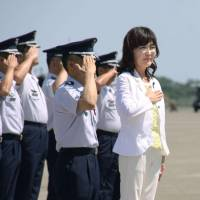 Overseas trip to forestall annual visit to Yasukuni by new defense chief Inada